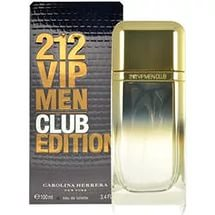 Carolina Herrera CH 212 VIP Men Club Edition фото