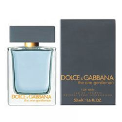 Dolce And Gabbana  The One Gentleman фото