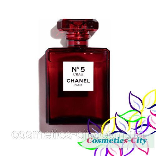 Chanel no 5 L'Eau Red Edition фото