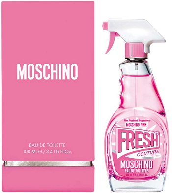 Moschino Pink Fresh Couture фото