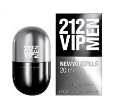 Carolina Herrera 212 Vip Men Pills фото